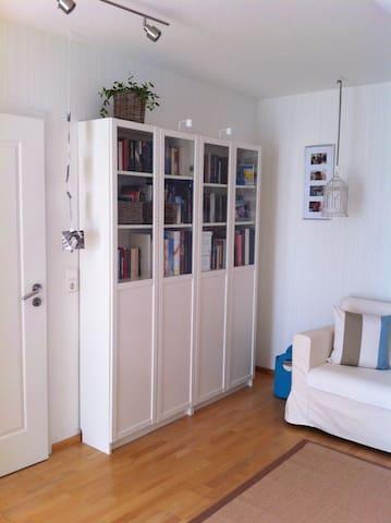 Gemütliches Zimmer zum Wohlfühlen - Edingen-Neckarhausen - Bed & Breakfast