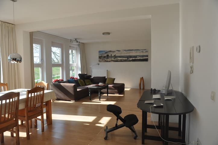Sunny Spacious Priv.parking incl.! - Rotterdam