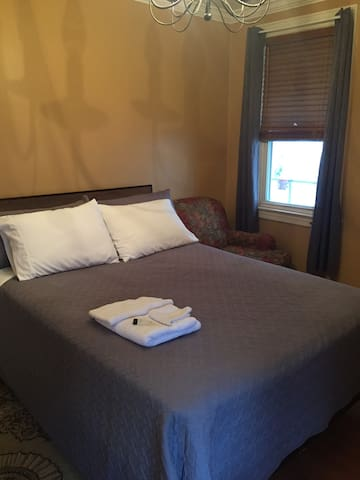 Private room NYC 20 min/EWR 7 min