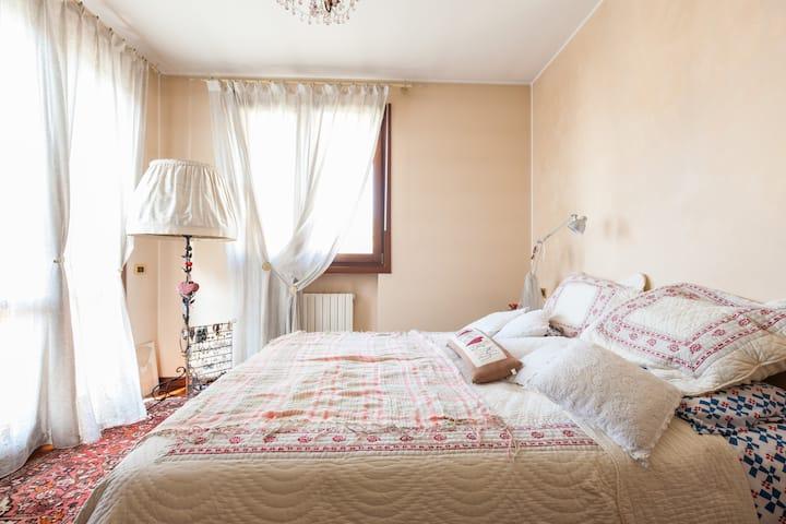 a cosy room in treviso