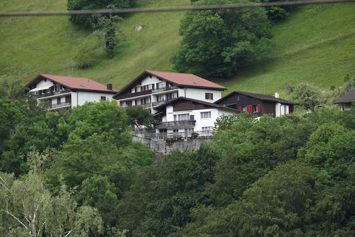 Modern Apartment in Mastrils Graubunden with Terrace