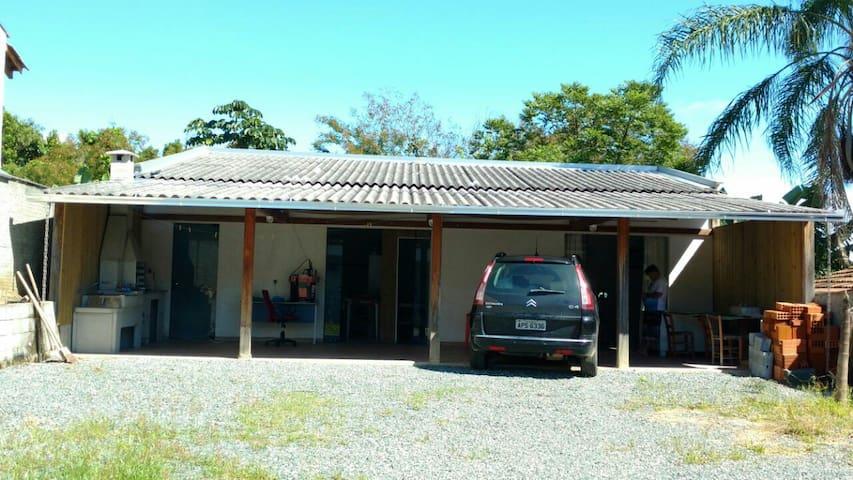 Casa Beto Carrero em Penha SC.