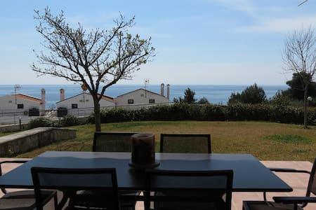 Sea View Maisonette (4 BDR) - Kalandra - Hus