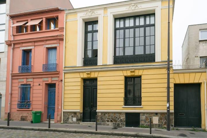 Chambre dans une maison d'exception