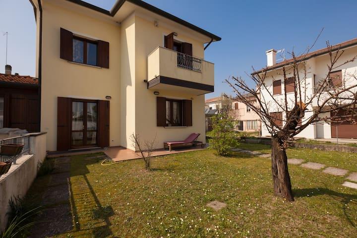 a charming house near venice