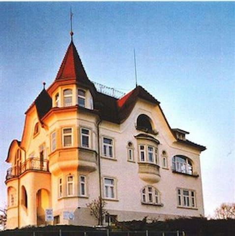 Gemütliches Zimmer im Schlössli - Gossau - Appartement