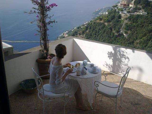 """Casa Sopramare"" Amalfi terrazzo panoramico - Amalfi"