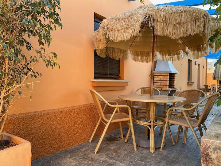 Apartamento en el Palmar adaptado para personas con movilidad reducida