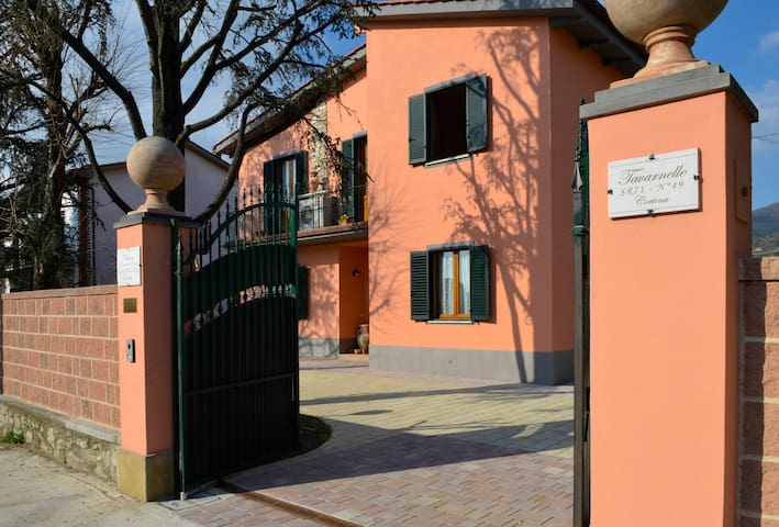 Vicinissimo a Cortona - Tavarnelle - Bed & Breakfast