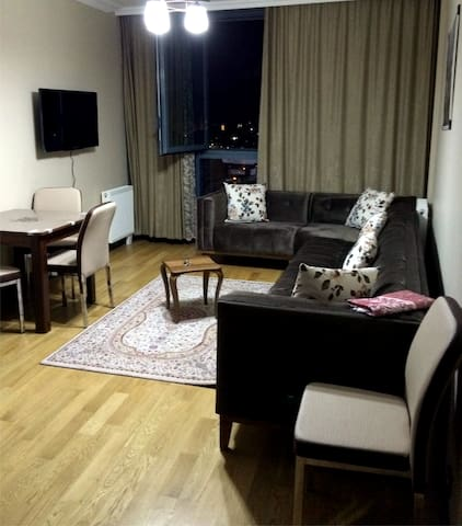 Completely New Spacious 1+1 Apartment - Bağcılar