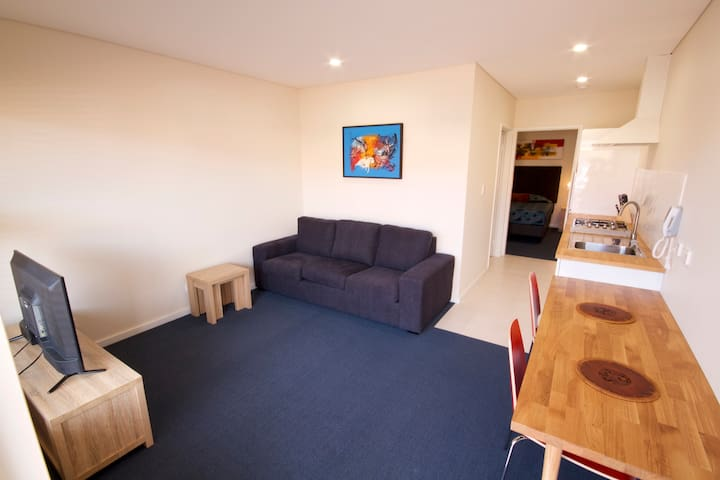 Modern apartment in Central Bunbury