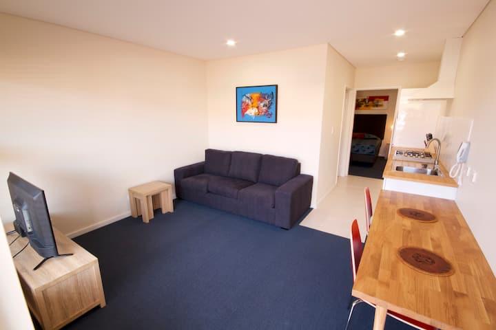 Modern apartment in Central Bunbury