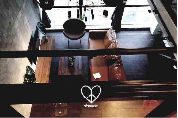 Duplex loft @ Pinnacle Petaling Jaya