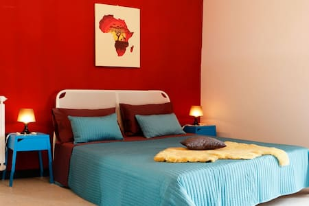 B&B Business - Africa room - Casalnuovo di Napoli