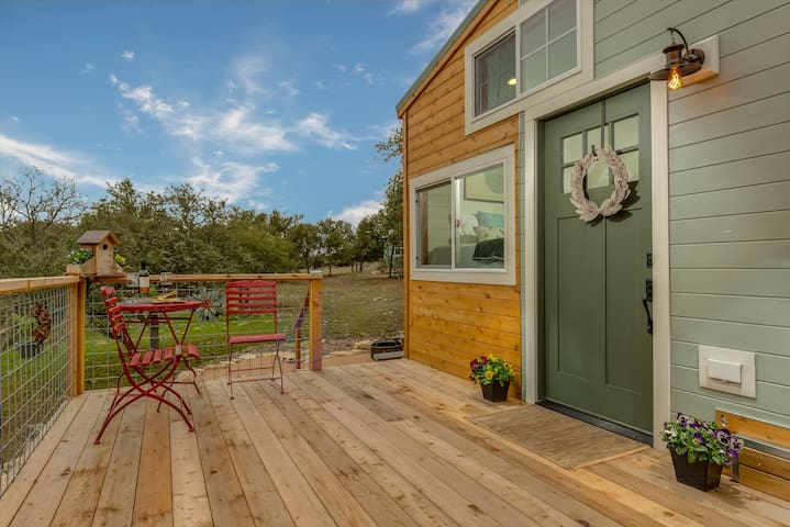 Lucky Stars Tiny (Luxury) House - Boerne TX