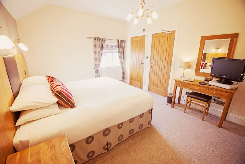 Blenheim Suite one of our Classic Rooms - can be Double or Twin Beds