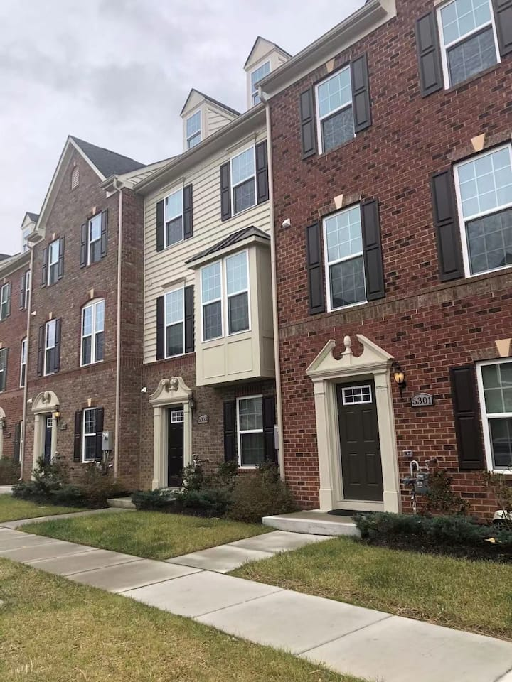 Lovely townhouse near UMD campus