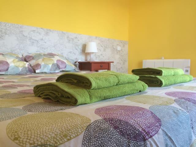 Apartamento en Sierra de Madrid - Cerceda - Kondominium