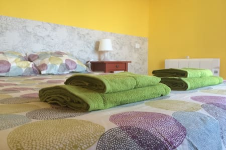 Apartamento en Sierra de Madrid - Cerceda - Osakehuoneisto