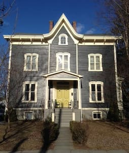 Victorian In Saugerties Village - Saugerties - Rumah