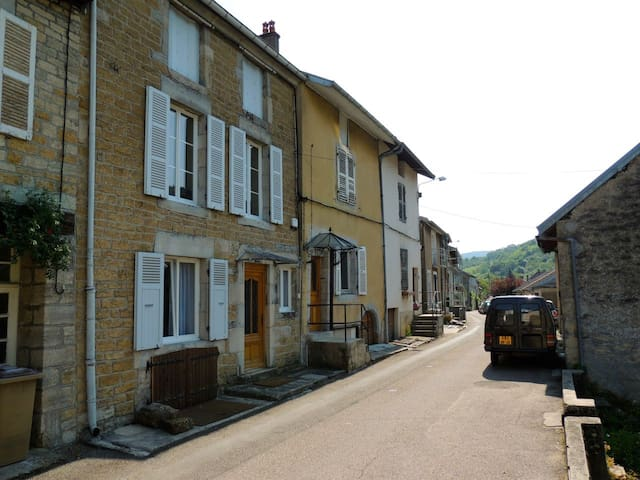 Modern 3-star studio in Arbois - Arbois