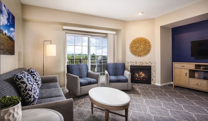 2 BD Queen @Elegant WM Solvang-no cleaning fee!