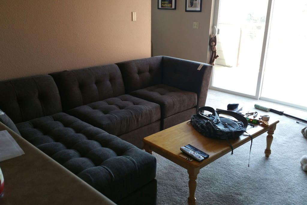 Super comfy couch