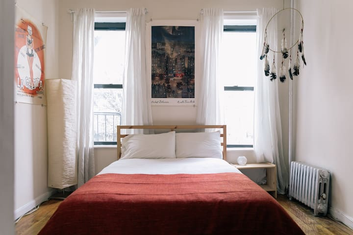 Cute and Cozy in South Slope/Gowanus Brooklyn