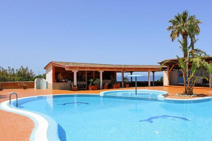 4 star holiday home in Santa Domenica di Ricadi