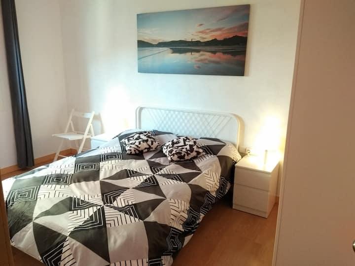Rubí-Barcelona apartamento para tu descanso