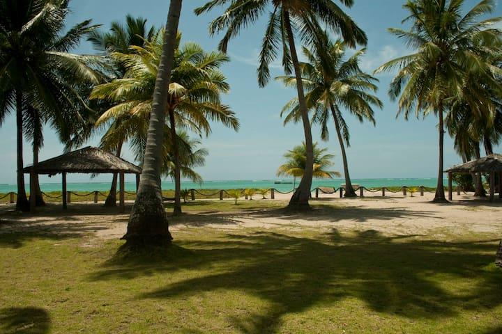 Vila de Ponta - Paraíso em Maragogi - Chalé 1 - Maragogi - Chalupa