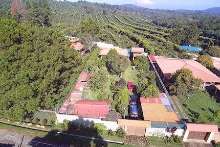 Cabañas Ave María Casa de Campo en Alquiler