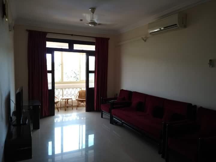 Sleek 2-Bedroom Apartment at Colva, Goa