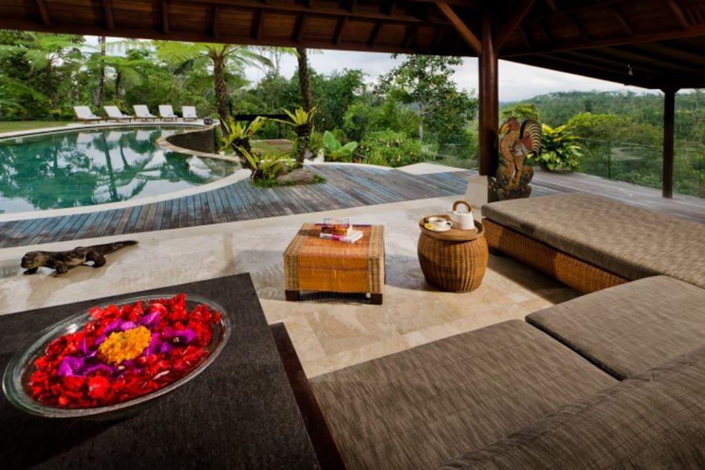 Ubud Magnificent Villa