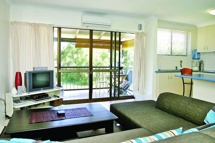 Fantastic clean & comfortable unit - ไบรอน เบย์ - อพาร์ทเมนท์