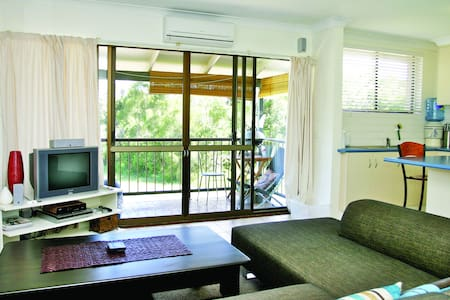 Fantastic clean & comfortable unit - Byron Bay