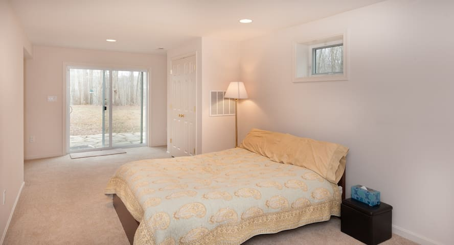 Private Luxury Basement Apartment - เรสตัน - บ้าน