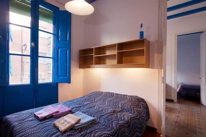 El Faro, Habitacion privada 1