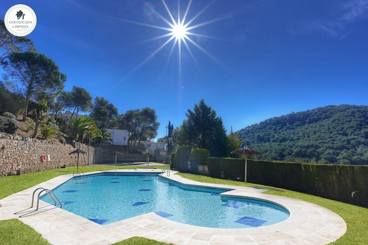 SES BRISES 1-apartment with shared  swimming pool-Tamariu-Costa Brava