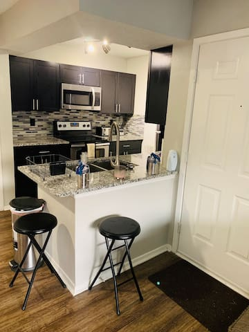 Stunning, Private, 1 Bedroom in South Charlotte!