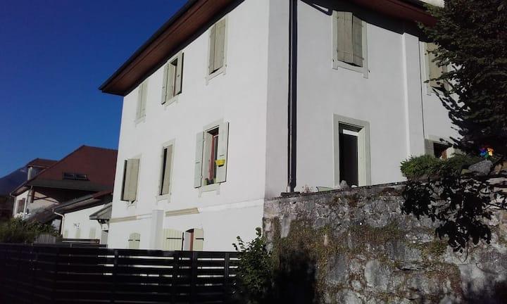 Studio Annecy le Vieux