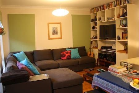 Cosy, colourful home: Everything you need! - Bonner