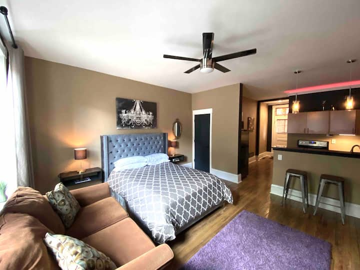 Executive Studio in Soulard