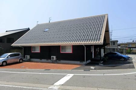 The wooden lodge near to Kanazawa  - 白山市 - Villa