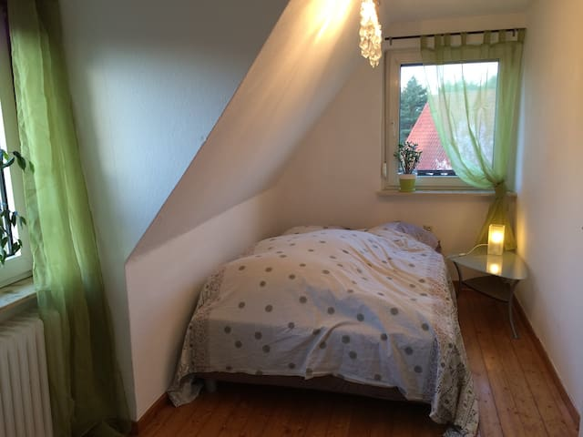 cosy apartment, 5 min into the city - Lüneburg - Osakehuoneisto