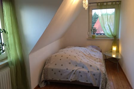 cosy apartment, 5 min into the city - Lüneburg
