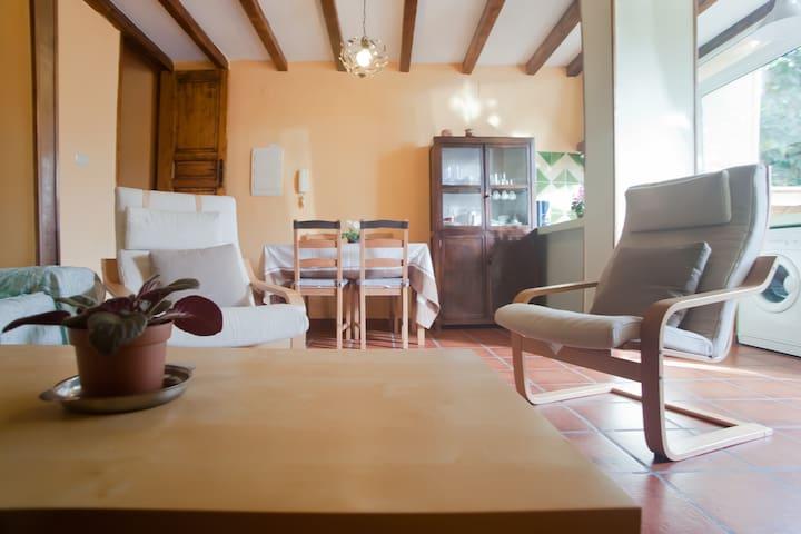Nice rustic apartament - Parc Güell