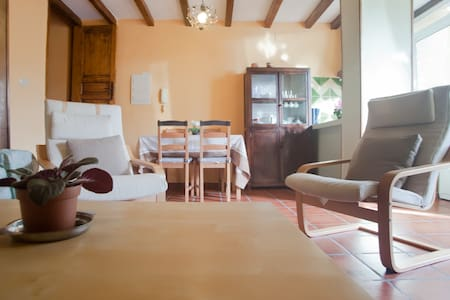 Nice rustic apartament - Parc Güell - Barcelona - Byt