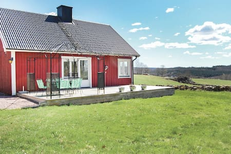 Holiday cottage with 1 bedroom on 92m² in Arkelstorp