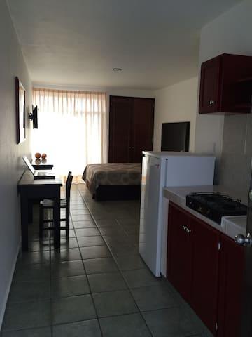 Departamento tipo suite equipada 1 - Cuernavaca - Pis
